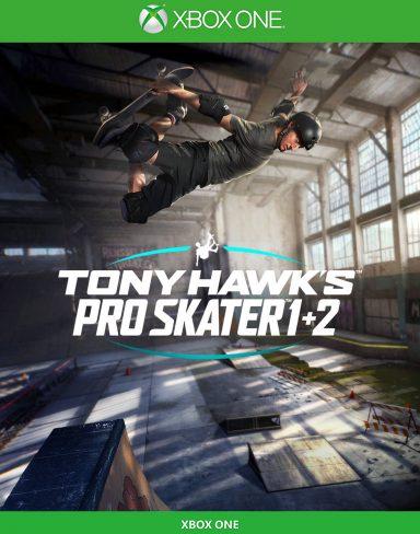 Tony Hawks Pro Skate 1+2