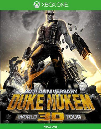 Duke Nukem World Tour